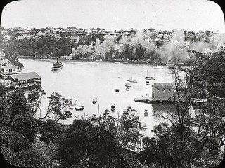 A Cove in Sydney Harbor | by OSU Special Collections & Archives : Commons