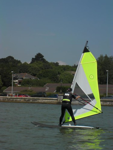 Beginners Windsurfing Lessons - 4th Week June 2010 | by Poole Windsurfing
