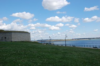 Fort Independence | by Sullivans Castle Island, South Boston