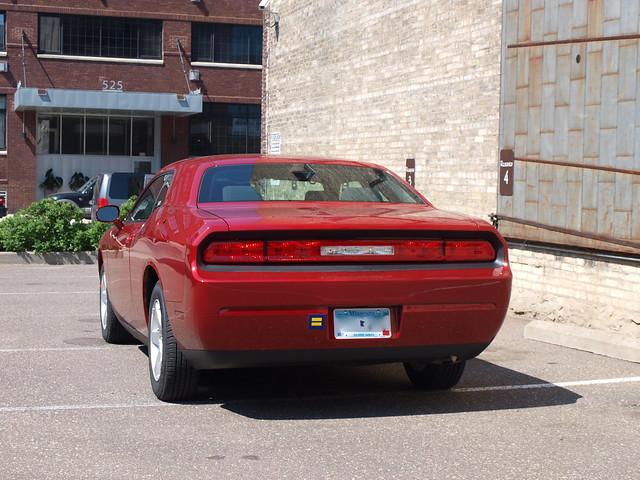2010 Dodge Challenger 6