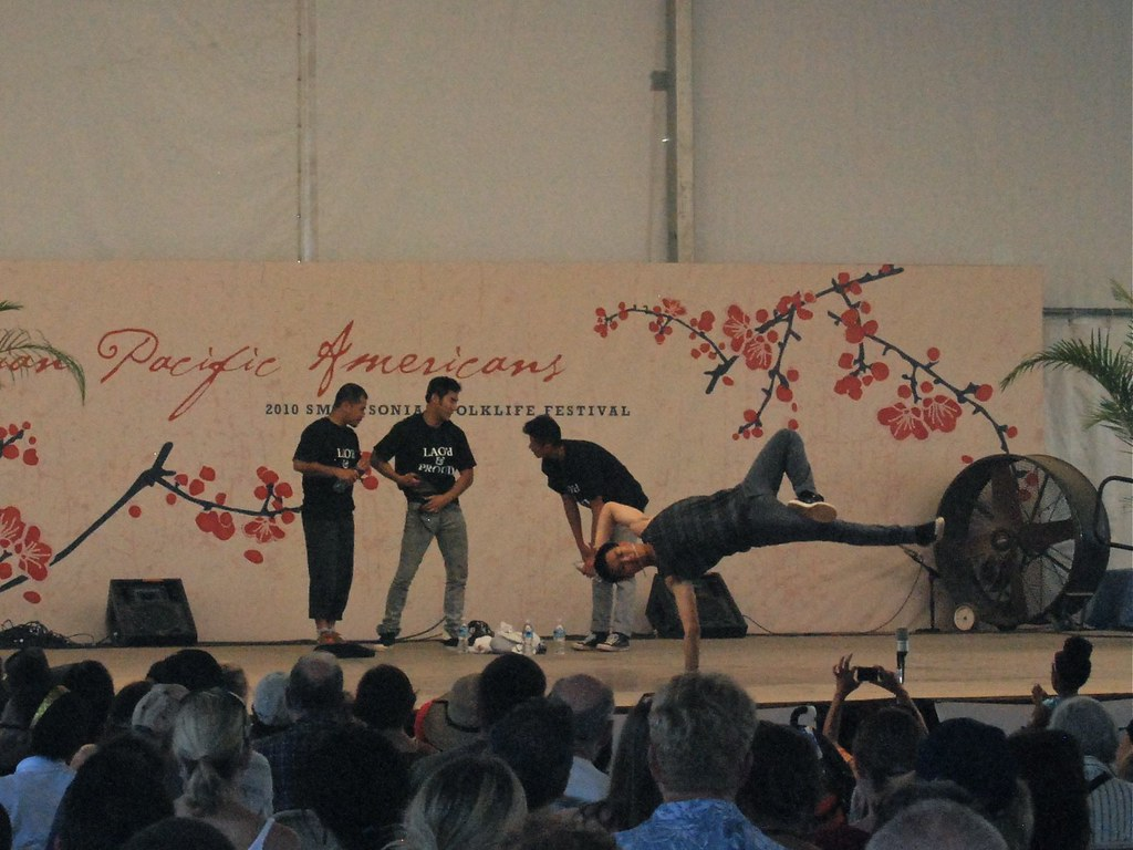 asian american dance performances