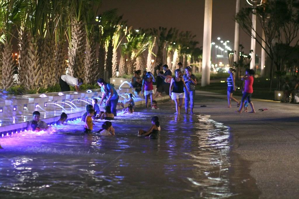 Corpus Christi Bayfront Water Park Amanda Yvette And I M Flickr