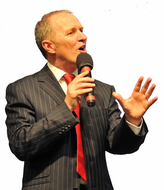 Chris Cartwright | Pastor Chris Cartwright, new member of ...