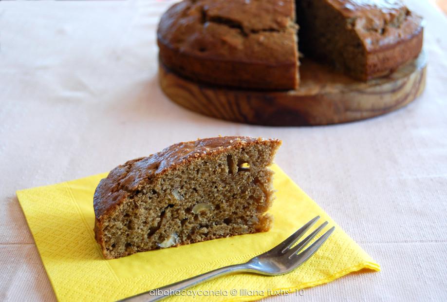 Hazelnut Coffee Cake Diabetic
