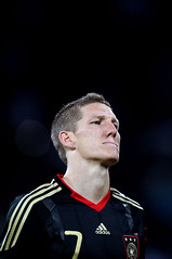 Schweinsteiger - Germany 3-2 Uruguay FIFA 2010 World Cup by LizNN7