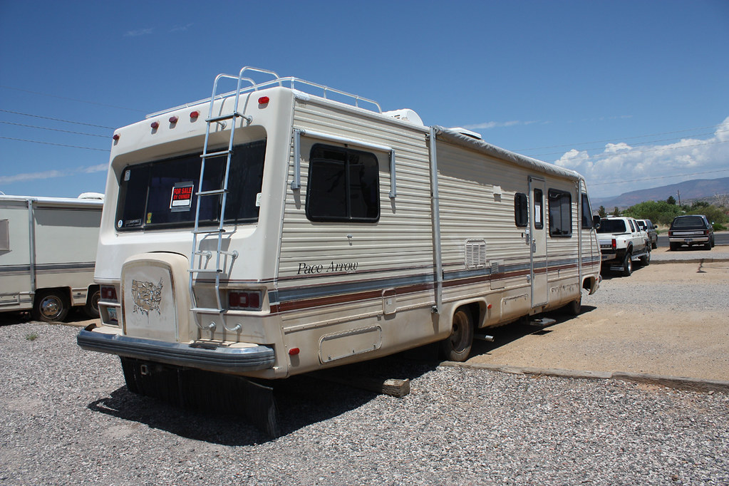 1985 fleetwood pace arrow motorhome pictures to pin on