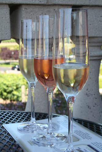 sparkling wine tasting | by Amy the Nurse