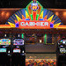 Themed Casino Area Signage | Carpet Design | Choctaw Casino Route 69