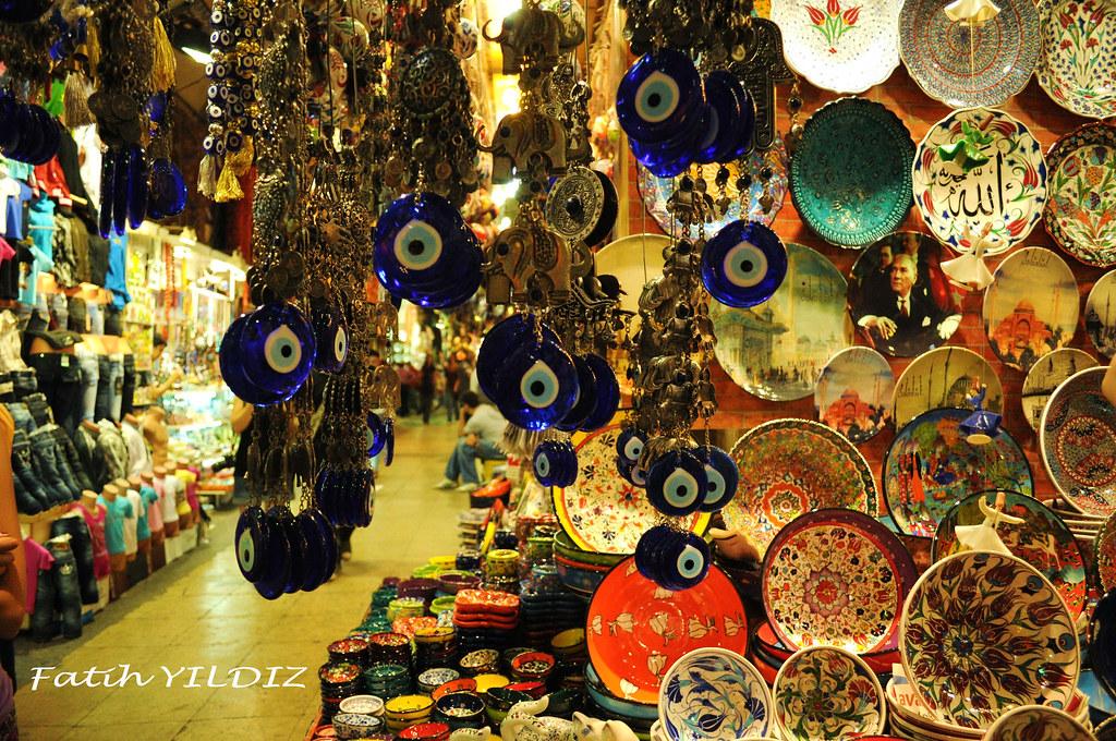 Kapalı Çarşı - Grand Bazaar  Kapalı Çarşı - Grand Bazaar Na…  Flickr