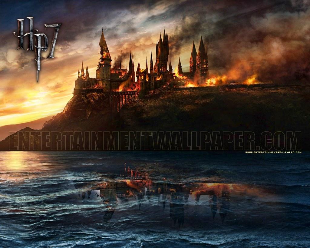 Harry Potter 7 Movie Wallpaper Harry Potter 7 Movie Wallpa Flickr