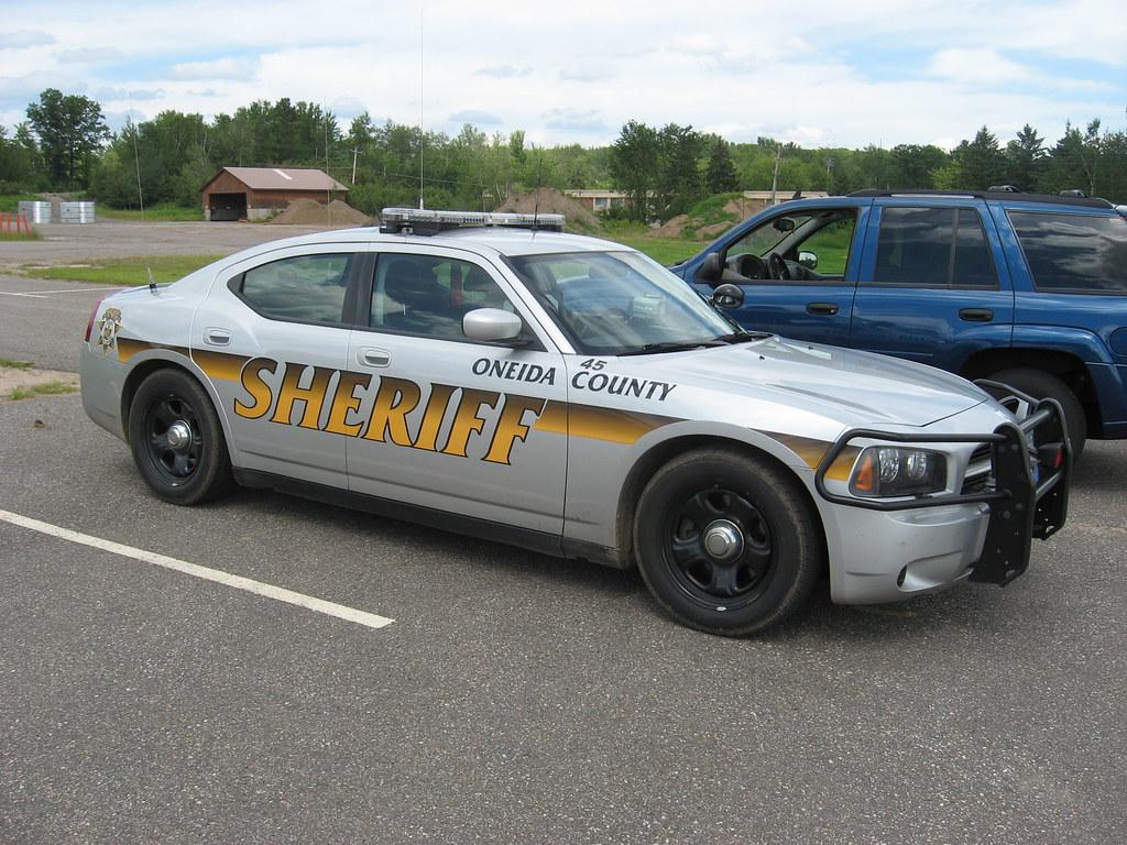 Oneida County Wisconsin Sheriff S Department Oneida Count Flickr