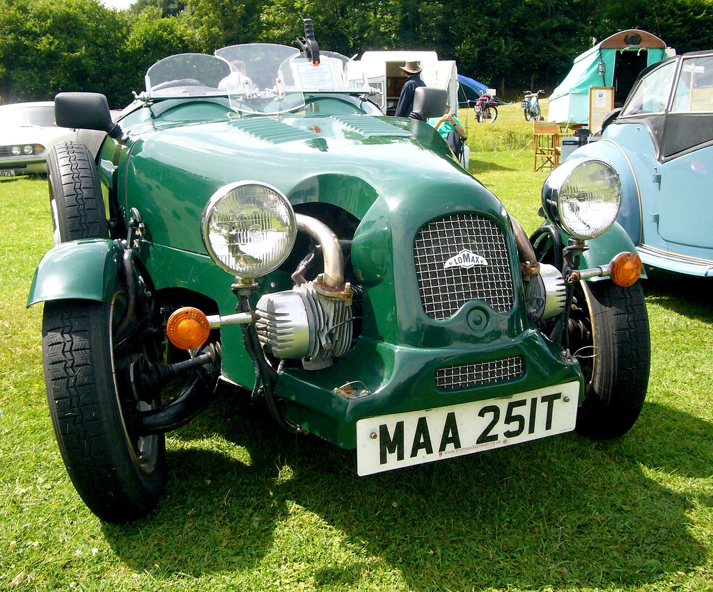 223 twin lomax 223 3 wheeler kit car used the 2 cv flickr