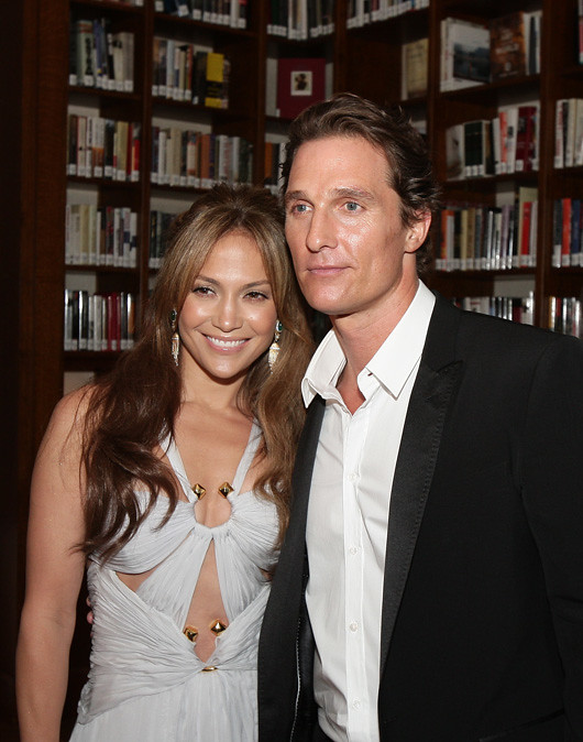 Jennifer Lopez and Matthew McConaughey | Jennifer Lopez ... Jennifer Lopez