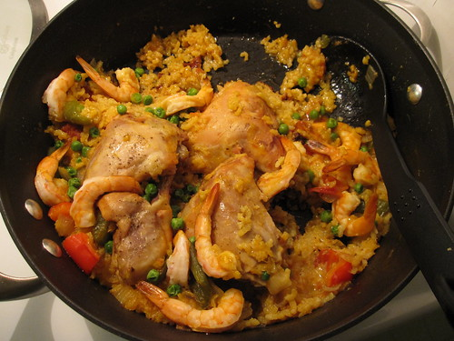 Paella Mixta | by wlayton