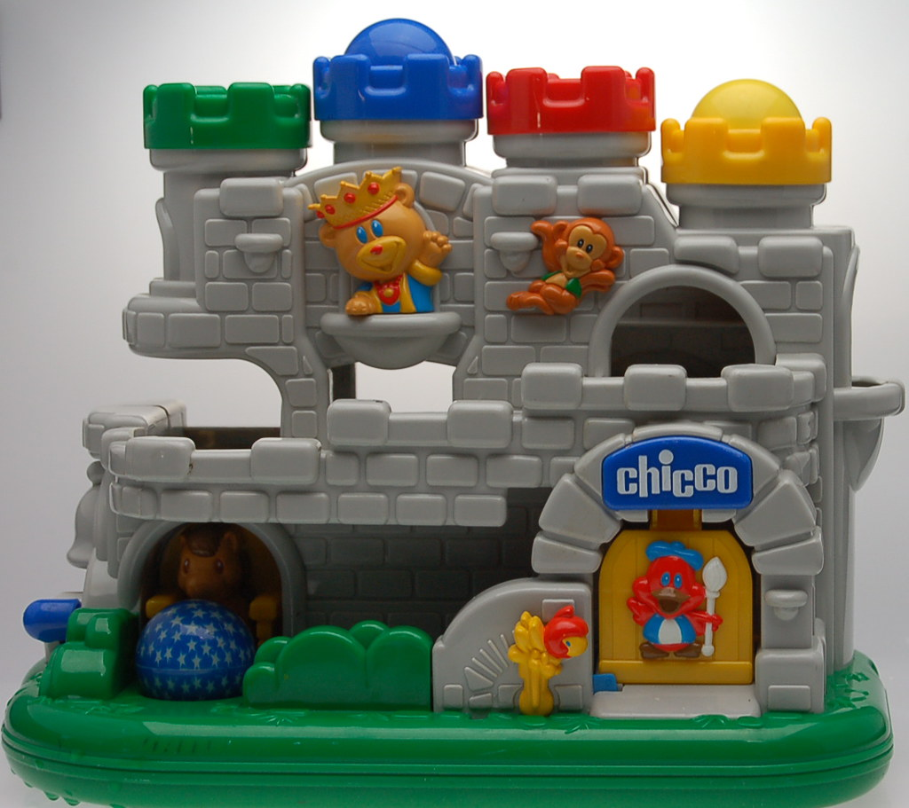 Toy Castles For Toddler Boys : Chicco castle pounder toddler toy scott sherwood flickr