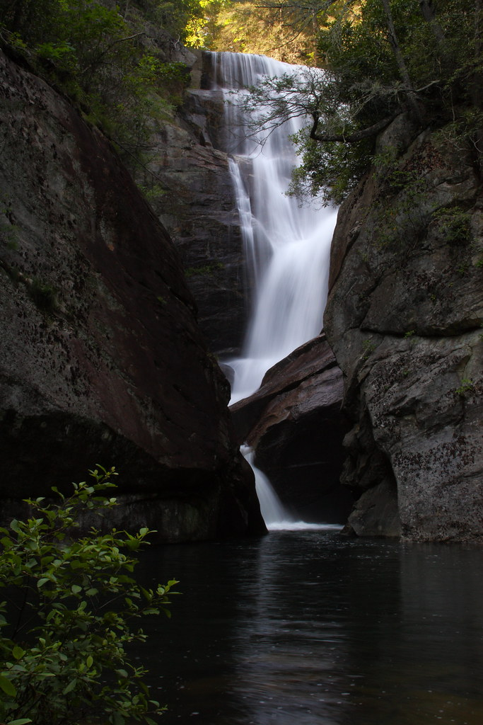 Paradise Falls This Is Paradise Falls In Jackson County