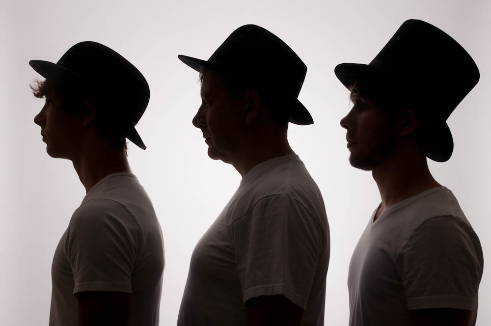 Image result for three hats