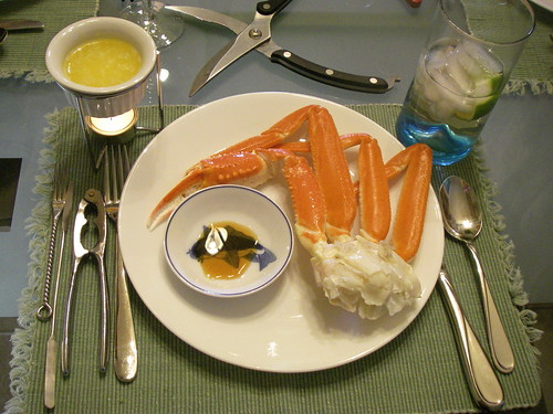 Crab legs | by Blue Lotus