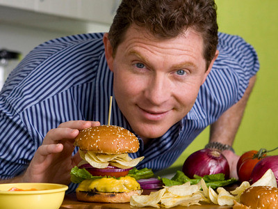 Burger Club: Bobby Flay | by CinnamonKitchn