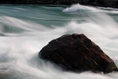 Niagara Falls: Crashing rapids by Shahid Durrani