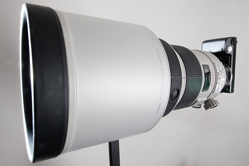 Sony Nex-5 vs. Canon EF 200mm f/2L IS USM - IMG_8827 | by genotypewriter