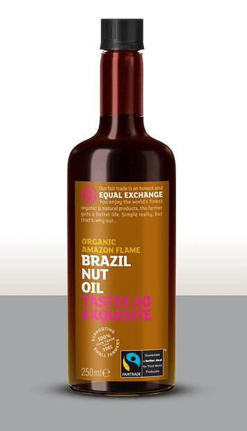 Brazil Nut Oil Natural Hair