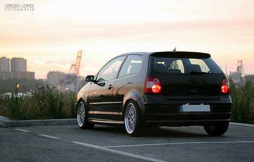 Vw Polo 9n Bbs Lm S 233 Rgio Lopes Flickr