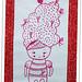 Anne-Sophie Mini Quilt Close Up