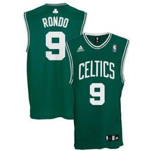 ... Rajon Rondo jersey  d46a7647a