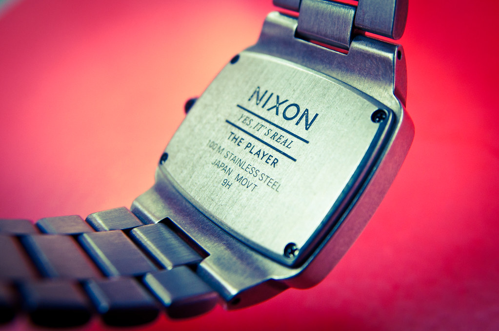 Image result for Nixon watch