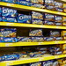 Oreos and Chips Ahoy by Kraft Nabisco in a grocery store in Lima Peru