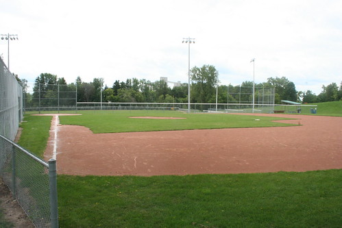 Third Field, Canadian Baseball Hall of Fame, St. Marys Ontario_2960 | by Bobolink