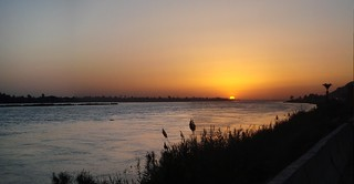 Nile Sunset | by BetterLifeCycle
