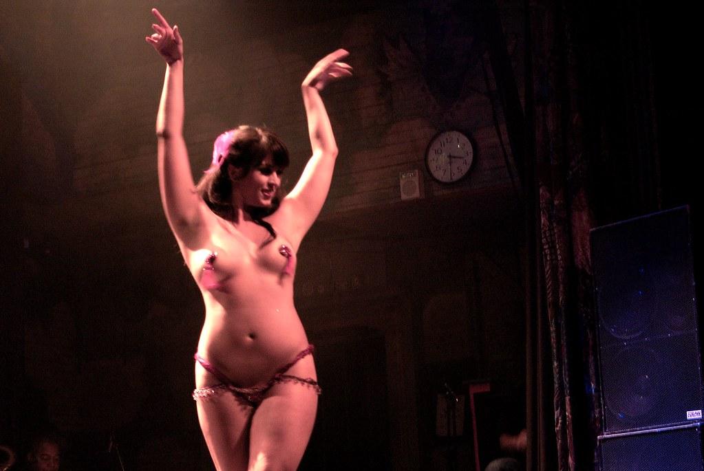 Bustout Burlesque | Ginger Valentine | Kayla D Doiron | Flickr