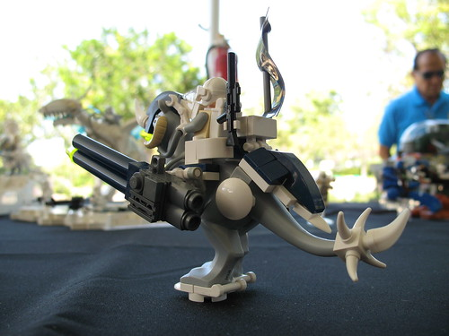 LEGO Battle Tauntaun by Paul Lee | by fbtb