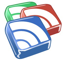google reader | by rustybrick