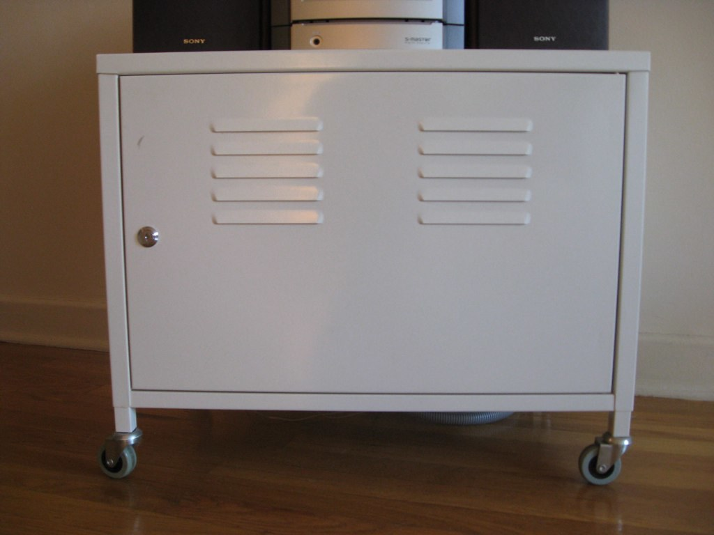 Incroyable ... Ikea Small Storage Locker On Castors $20 | By DWJ2010