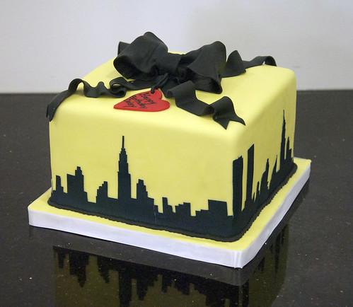 Birthday Cakes Manhattan Ny