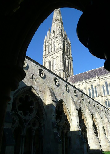 Salisbury, England Cathedral | by army.arch