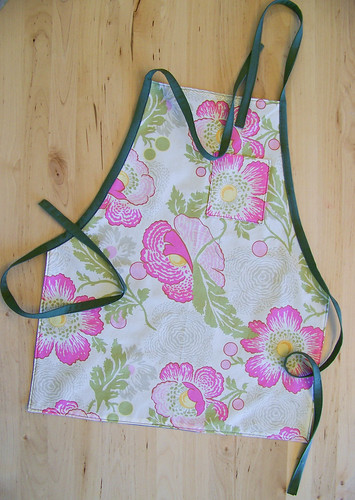 Toddler Apron | by jessyroos