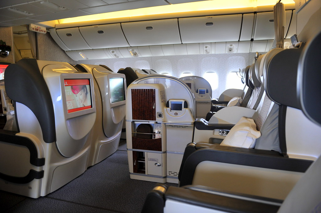 Here's Why You Should Consider Flying First Class
