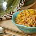 Irene Loi's  soybean sprout side dish (kongnamul-muchim)