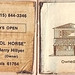 1954: August 10-11 business cards