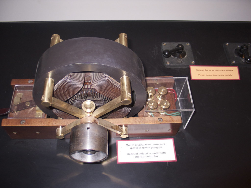 Nikola tesla induction motor for Nikola motors stock price