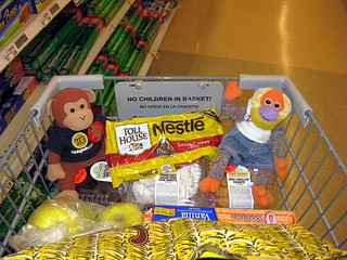 Grocery Shopping | by Monkey & Timmy