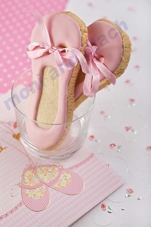 ballet shoes | by lilach shifman cakes