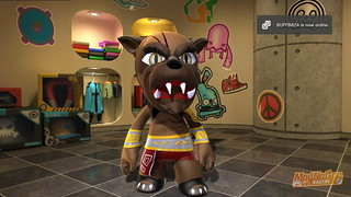 ModNation Racers for PS3: Dog of War | by PlayStation.Blog