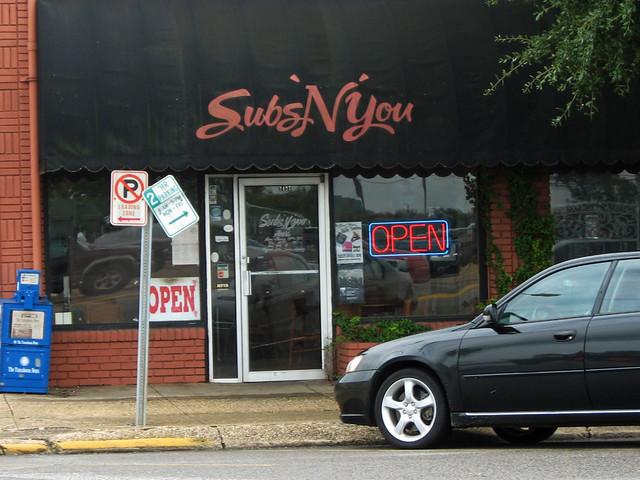 Subs n you tuscaloosa al explore larry miller 39 s photos for Food bar tuscaloosa