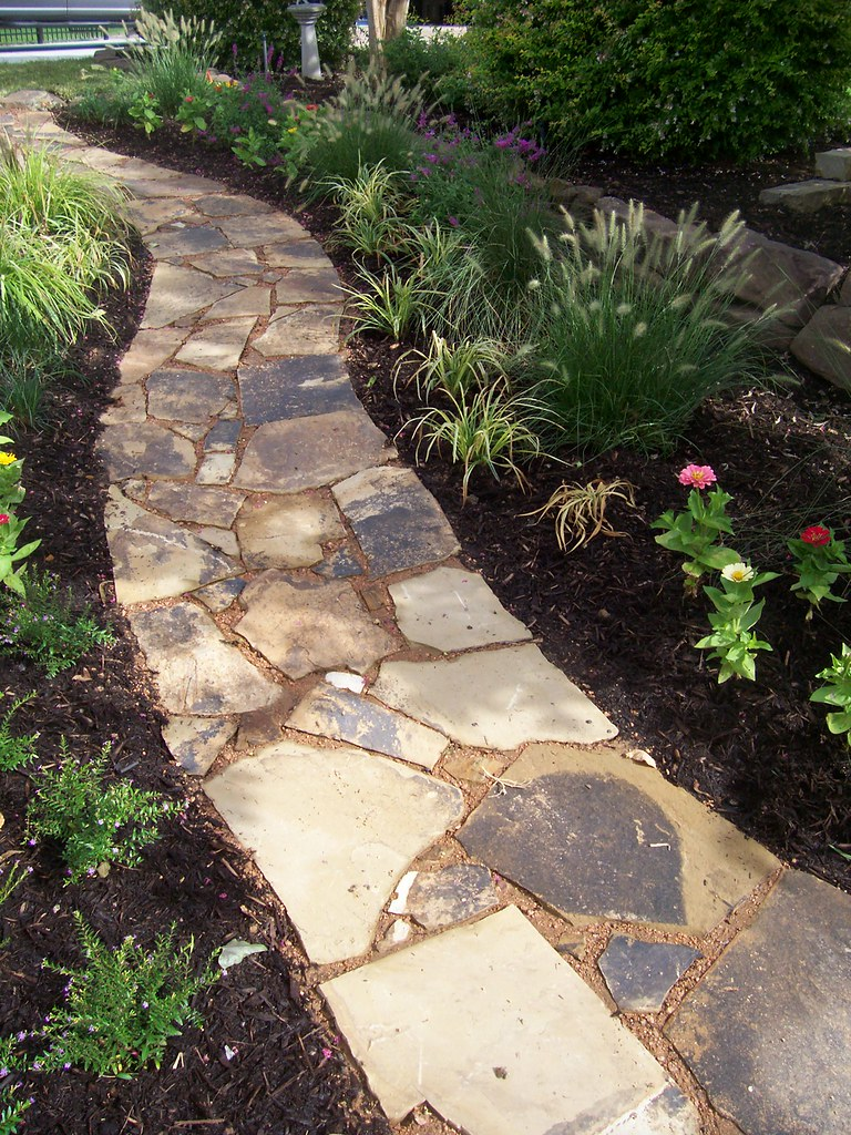 Flagstone Pathway Install  Flagstone With Decomposed. Patio Swing Under 100. Patio Construction Drawings. Cement Patio Options. Stone Paver Patio Kits. Patio Deck Toronto. Patio Home Landscaping Ideas. Patio Lanai Designs. Paver Patio With Wood Stairs
