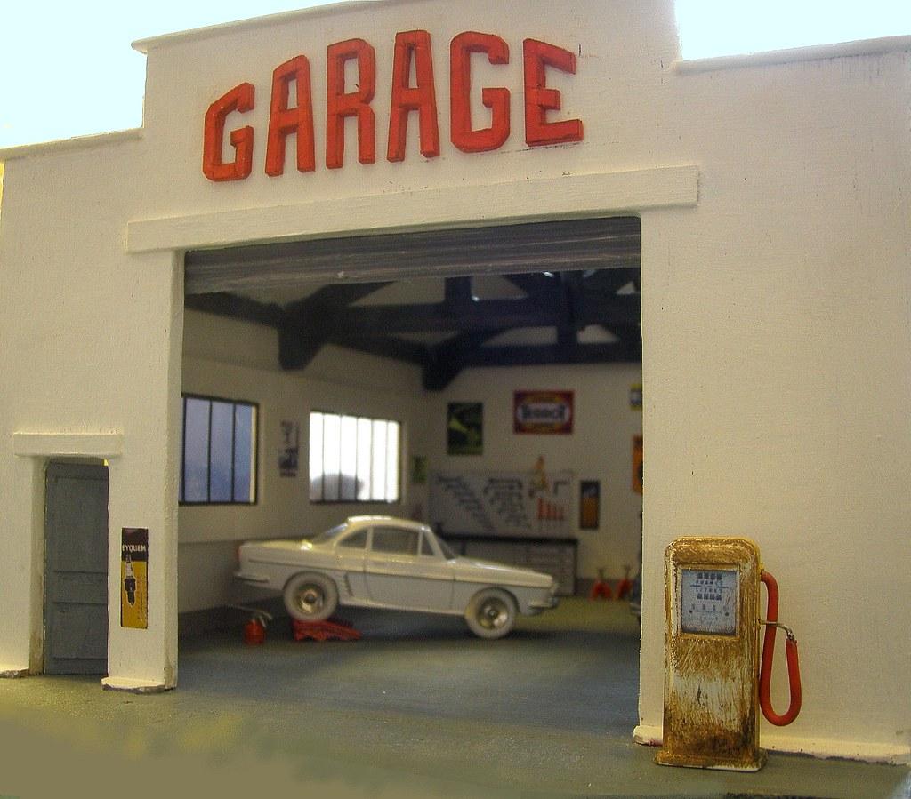Garage rural ann es 50 60 vrai faux ou faux vrai for Interieur garage